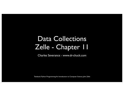 Python Programming John Zelle Pdf