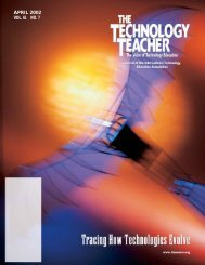 april 2002 vol. 61 no. 7 - International Technology and Engineering ...