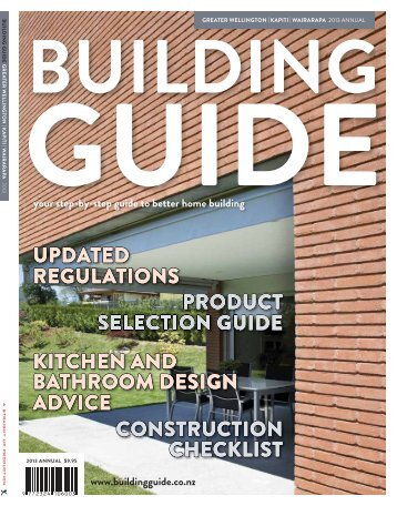 The Homeowner's Home Building Guide - South Wairarapa District ...