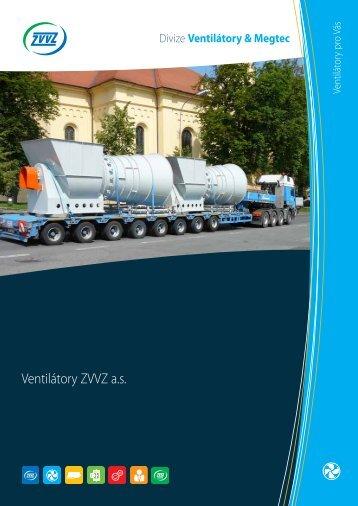 Ventilátory & Megtec - ZVVZ a.s.
