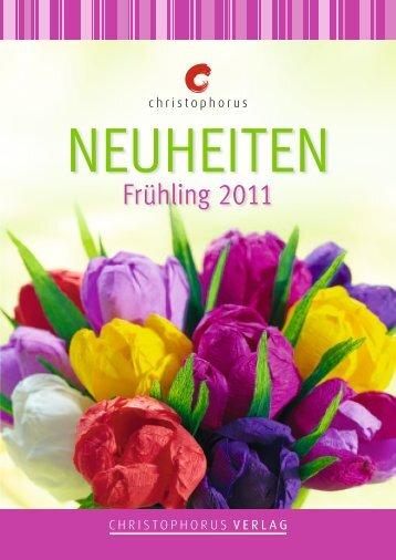 Bereits erhältlich - Christophorus-Verlag
