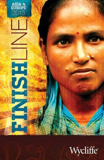 asia/europe - Wycliffe Bible Translators