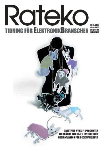 N o 0006 - Elektronikbranschen