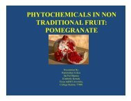 pomegranate - Texas A&M AgriLife - Texas A&M University