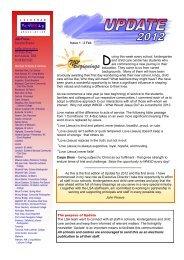 Update Issue 1 - 2 February 2012.pdf - Lutheran Schools Association