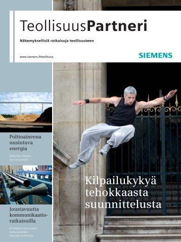 TeollisuusPartneri - Siemens