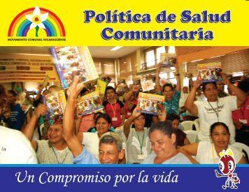 Política de Salud Comunitaria - CISAS | Centro de Información y ...