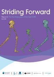 Striding forward - Murdoch Childrens Research Institute