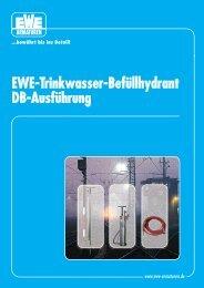 02 EWE-Trinkwasser-Befüllhydrant, DB-Ausführung