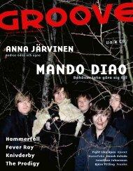 ANNA JÄRVINEN - Groove