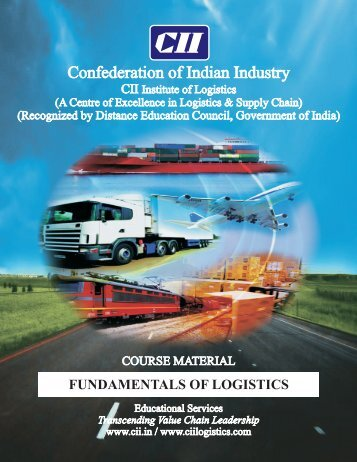 Untitled - CII Institute of Logistics