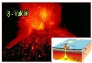 Stili eruttivi e morfologia degli apparati vulcanici