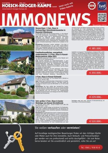 IMMONEWS - Hoesch-Kröger-Kampe