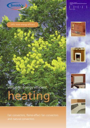 Smith's heat emiters - Artizan Heating