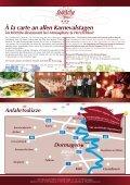 Für jecke Fründe nur dat Beste - Hotel Restaurant Höttche - Seite 4