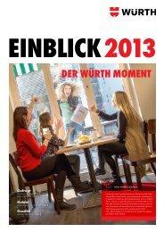 Der Würth Moment - bei der Würth-Gruppe Schweiz