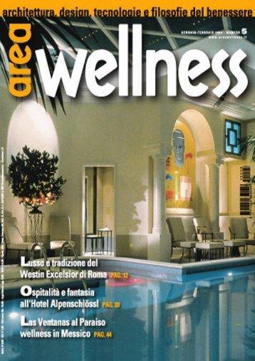 Il wellness che la famiglia Brunet propone a Primiero - Happy Sauna