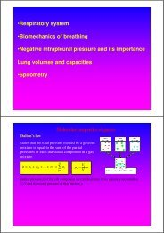 Units of pressure and their conversion
