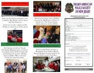 Membership Brochure & Application to Download - Italian American ...