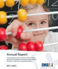 2011 | 2012 Annual Report - EMA