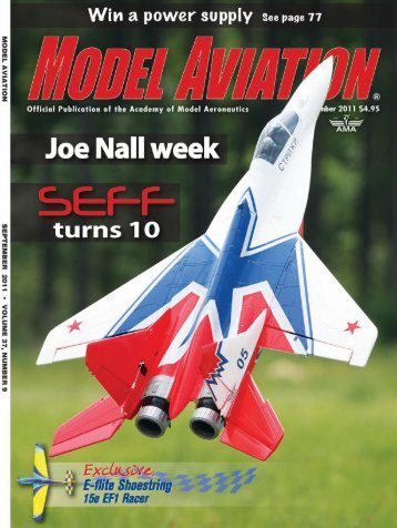 Table of Contents with select In The Air articles and ... - Model Aviation