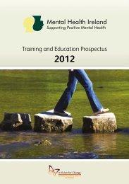 Training and Education Prospectus - The Wheel