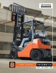 pneumatic - Toyota Material Handling, U.S.A., Inc.