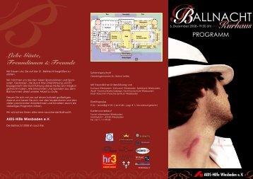 Flyer zur Ballnacht mit dem genauen Programm hier (pdf)