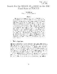 E831-doc-701-v2 July 13, 2004 Rob Kutschke ... - DocDB - Fermilab