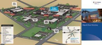 Map & Floor Directory - Providence Washington