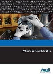 A Guide to EN Standards for Gloves