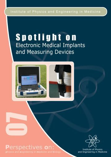 Electronic Medical Devices : Secondary electron emission measurements for tin coating on