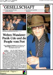 Panik-Udo und die People vom Port (pdf 356 kb) - Golf de Andratx