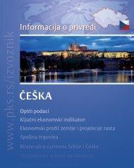 ČEŠKA - Privredna komora Srbije