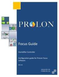 Humidifier Controller Focus Guide.pdf - ProLon