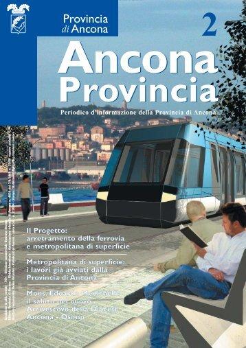 rivista della Provincia di Ancona - Comitati Cittadini