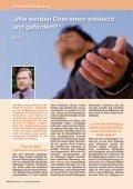 Gedanken zur Jahreslosung 2011 Wie werden Charismen entdeckt ... - Seite 6