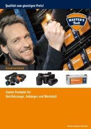 Starke Produkte für Nutzfahrzeuge, Anhänger und Werkstatt Qualität ...