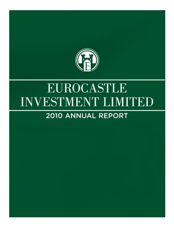 EUROCASTLE INVESTMENT LIMITED