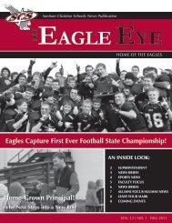 Eagle Eye - Santiam Christian School