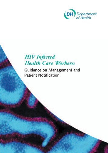 HIV infected Health Care Workers - Hepatitis, AIDS, Research Trust