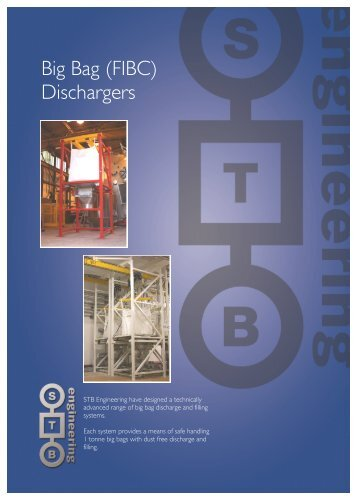 Big Bag (FIBC) Dischargers - STB Engineering Ltd