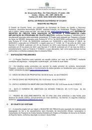 00011/2010 (SRP) - Compras e Contratações Públicas Sustentáveis