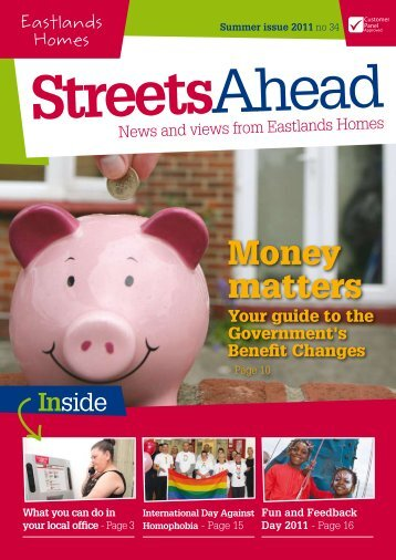 Issue 34 - Eastlands Homes