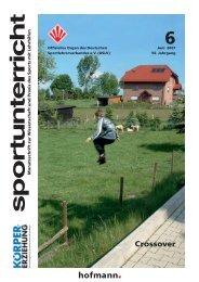 Crossover-Sport - Verlag & Druckerei Hofmann