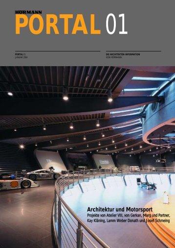Architektur und Motorsport -  Hörmann KG