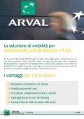 Arval, il tuo partner ideale per il Noleggio auto a Lungo Termine. - Page 2