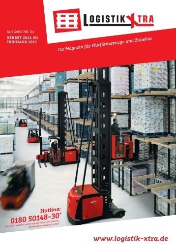 LAGERWELT - Hofmann Fördertechnik GmbH