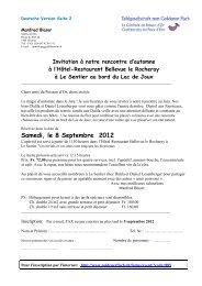 Samedi, le 8 Septembre 2012