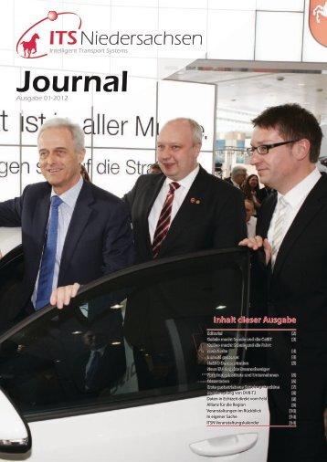 Ausgabe 1, 2012 - ITS Niedersachsen